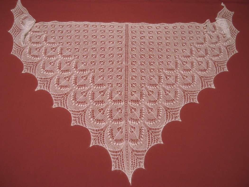 Фото 998547 в коллекции Шали - Екатерина Гусева - палантины, накидки и шали