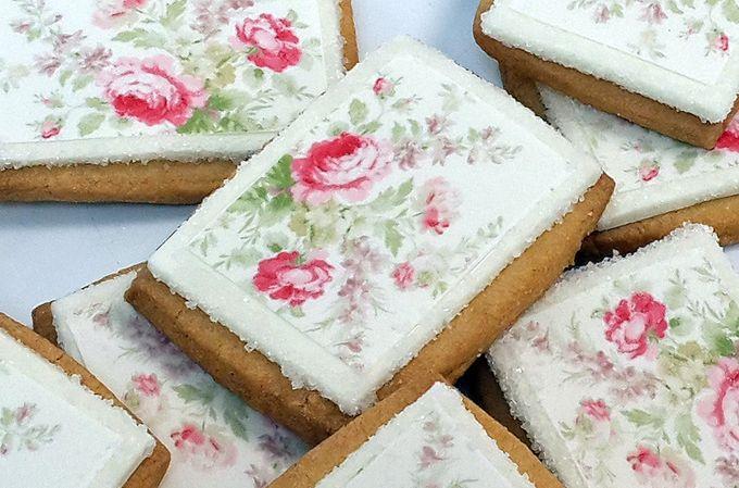 Свадебное печенье на заказ для кэнди-баров - кондитерское ателье СВИТ МЭРИ.