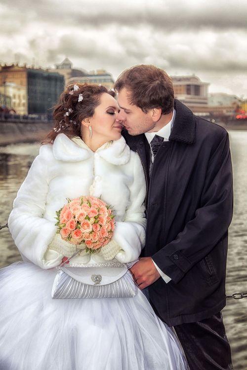 Свадебная прогулка на Болотной площади