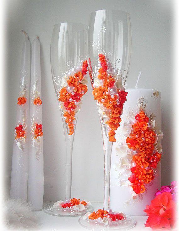 Фото 967737 в коллекции Комплекты - Свадебные аксессуары от WeddingDecor