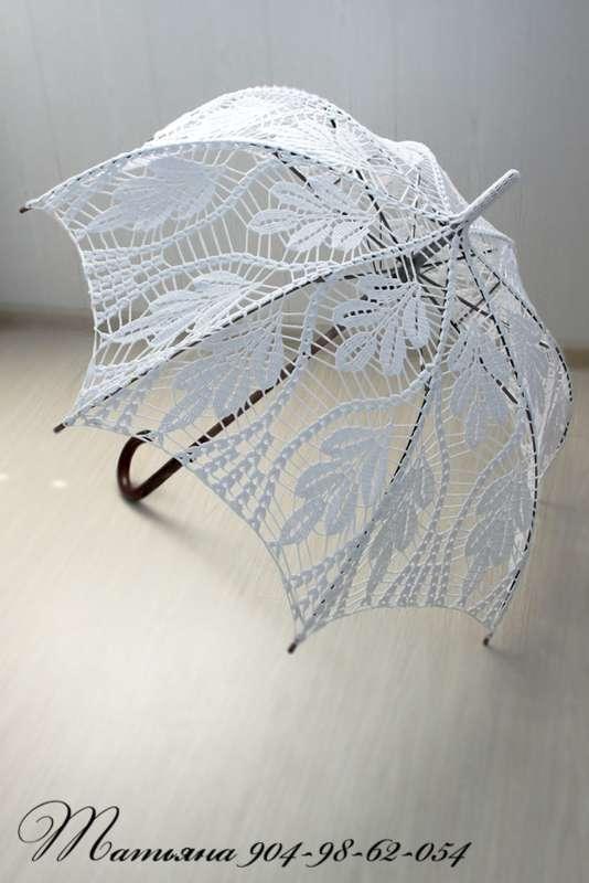 Фото 1052763 в коллекции Зонтики - Свадебные аксессуары от WeddingDecor