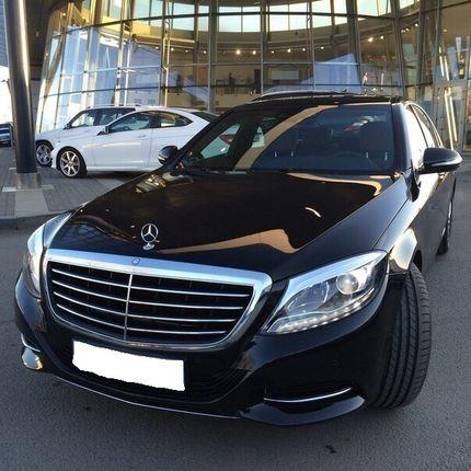 Аренда Mercedes Benz S класс W222