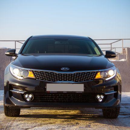 Прокат новых автомобилей Kia Optima