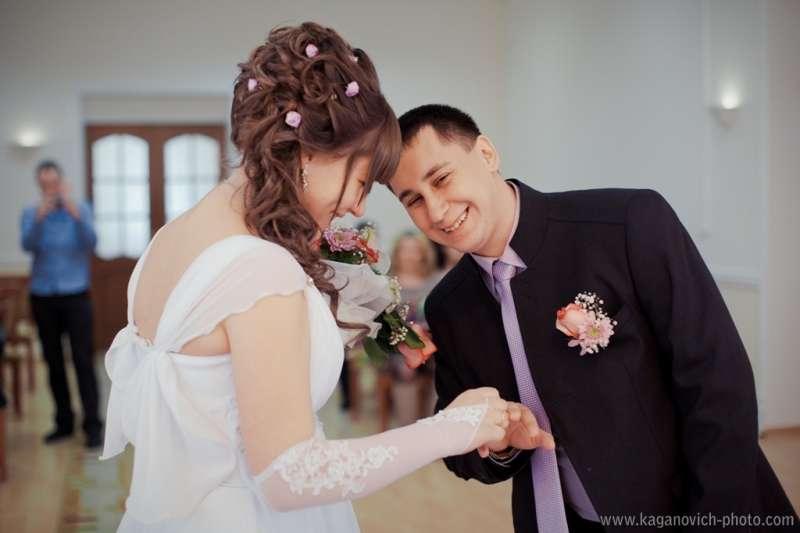 Фото 992135 в коллекции Свадьбы. Любовь в каждой фотографии... - Свадебный фотограф Анастасия Каганович