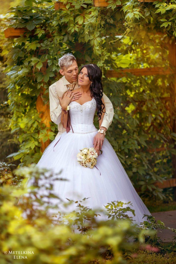Фото 15293006 в коллекции Свадебное портфолио 2016 - Фотограф Елена Метёлкина