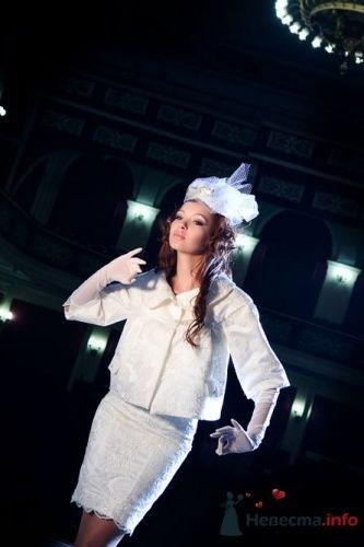"""платье 7000 руб.+ жакет 7000 руб. - фото 3612 """"Svadbasale"""" - свадебные, вечерние платья"""