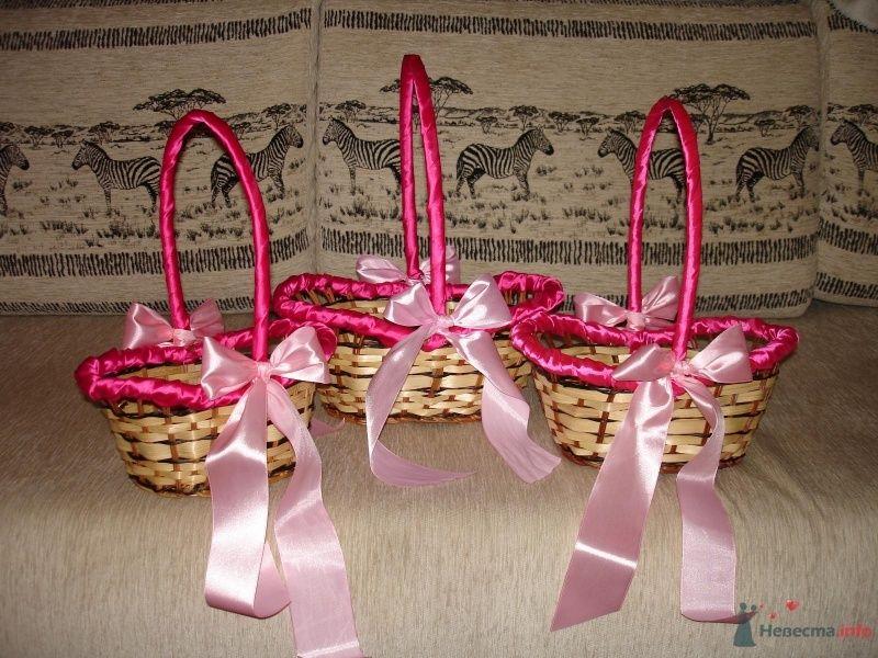 корзинки для лепестков роз - фото 24254 Теша
