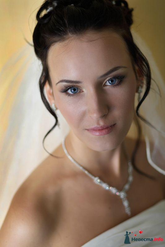 Фото 107834 в коллекции Мои фотографии - Хабарова Марина - прическа и макияж на свадьбу