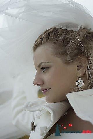 Фото 108036 в коллекции Мои фотографии - Хабарова Марина - прическа и макияж на свадьбу