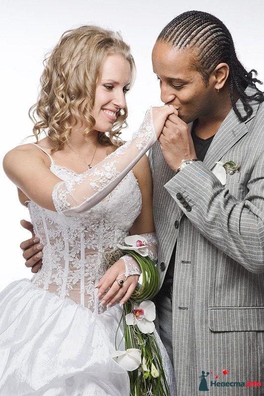 Фото 108041 в коллекции история олной пары - Хабарова Марина - прическа и макияж на свадьбу