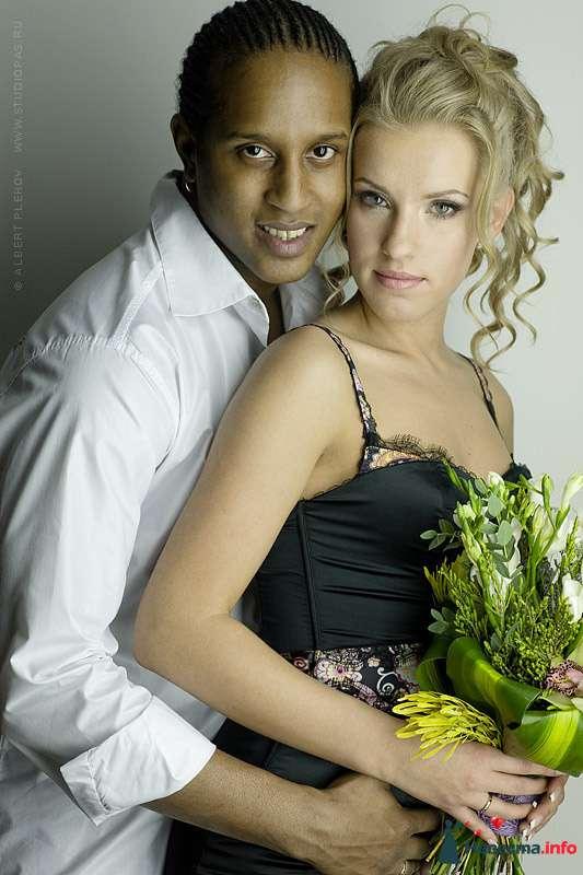 Фото 108048 в коллекции история олной пары - Хабарова Марина - прическа и макияж на свадьбу