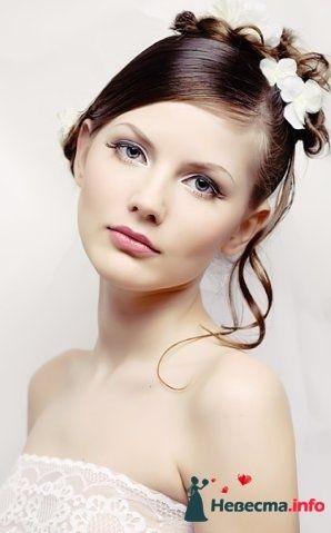 Фото 109953 в коллекции Мои фотографии - Хабарова Марина - прическа и макияж на свадьбу