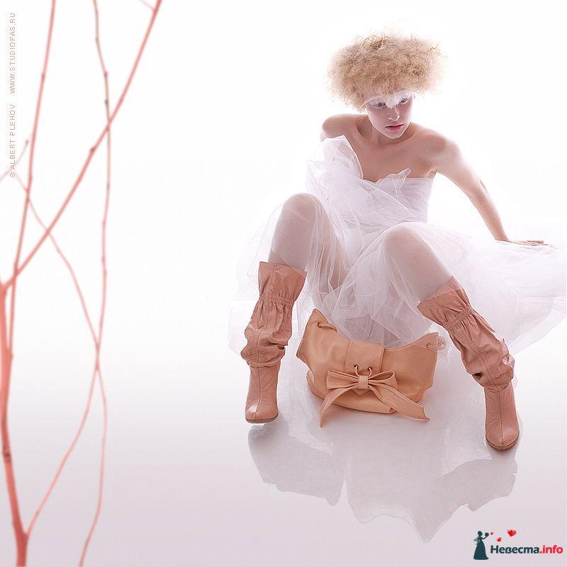 Фото 109968 в коллекции Я визажист для рекламных съемок - Хабарова Марина - прическа и макияж на свадьбу