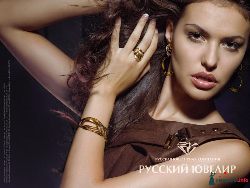 Фото 109978 в коллекции Я визажист для рекламных съемок - Хабарова Марина - прическа и макияж на свадьбу