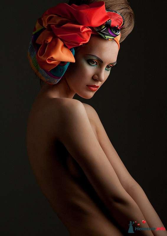 Фото 109985 в коллекции Мои яркие макияжи - Хабарова Марина - прическа и макияж на свадьбу