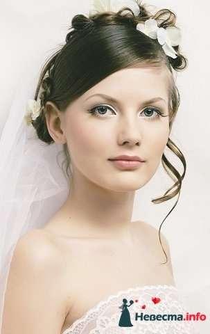 Фото 109997 в коллекции Мои фотографии - Хабарова Марина - прическа и макияж на свадьбу
