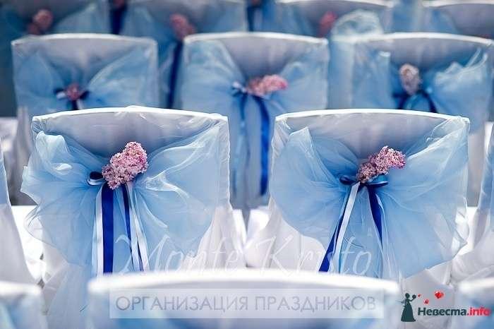 Стулья в белых чехлах - фото 108016 Monte Kristo