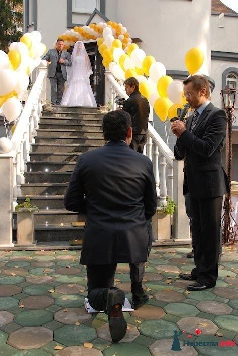 Фото 109844 в коллекции Мои фотографии - Ведущий свадебных торжеств Эдуард Копалин