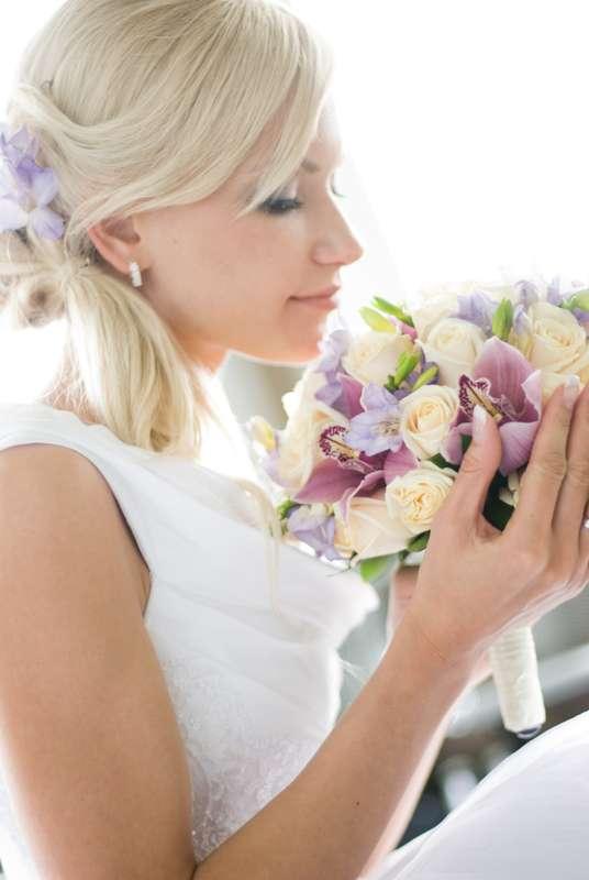 Фото 1140299 в коллекции Свадебные прически - Салон красоты Мэйли