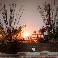 Декор для свадебного проекта на Сицилии для Оксаны и Ивана