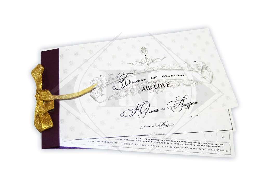 """Приглашение для тематической свадьбы, выполнена в форме книжки. - фото 1061457 ЗАО """"Полиграфмаркет"""" полиграфическая дизайн студия"""