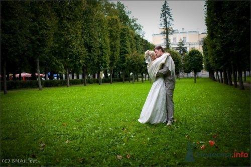 Фото 9493 в коллекции Оля и Володя - Свадебный фотограф Ерофей Петухов