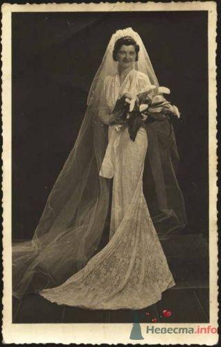Фото 14103 в коллекции Винтажные платья - Свадебная мастерская ОП-позиция