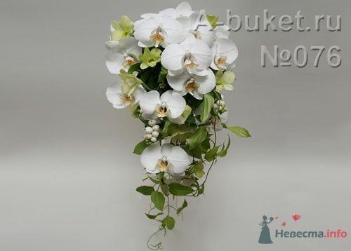 """Букет невесты от  - фото 9578 Бутик цветов """"А-букет"""""""