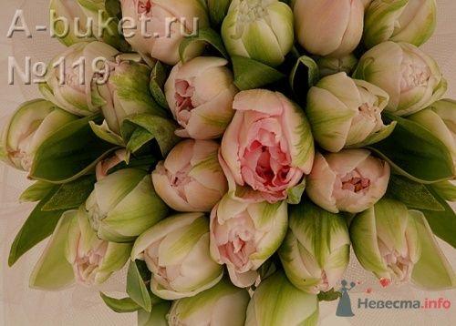 """Букет невесты от  - фото 9581 Бутик цветов """"А-букет"""""""