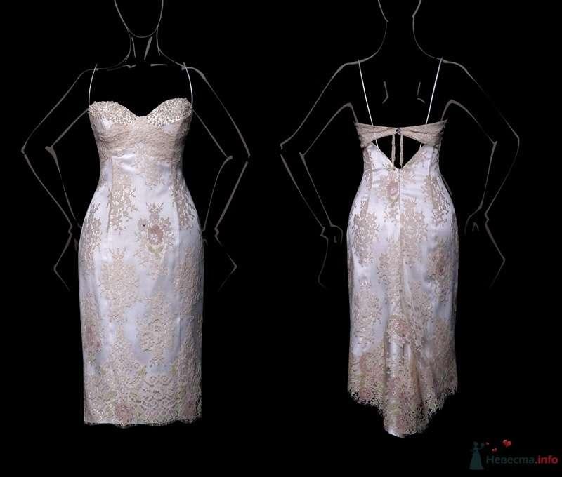Фото 66302 в коллекции платья свадебные и не только - Missy