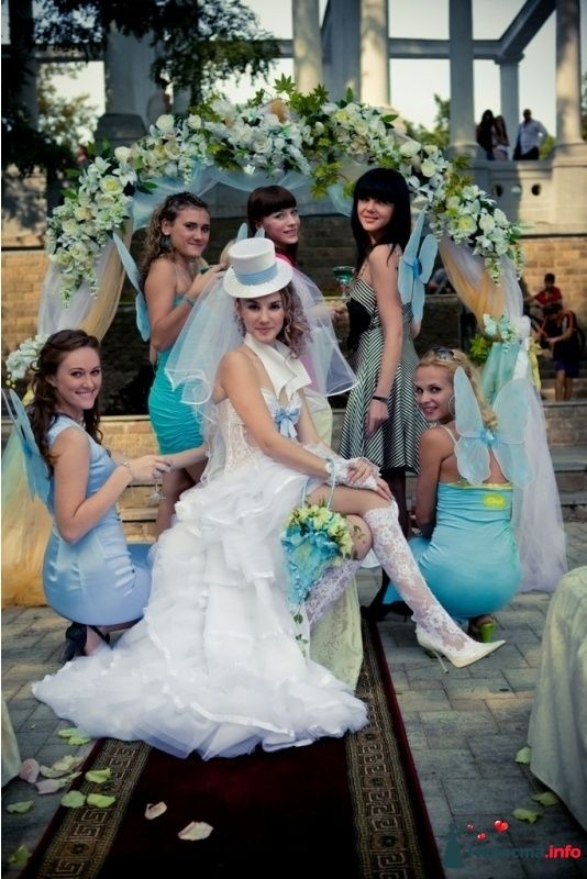 Фото 114258 в коллекции EdelWeissDress - EdelWeiss - wedding planning