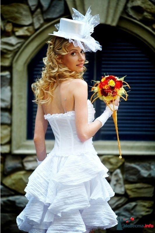 Фото 115607 в коллекции Высокая Мода Свадеб