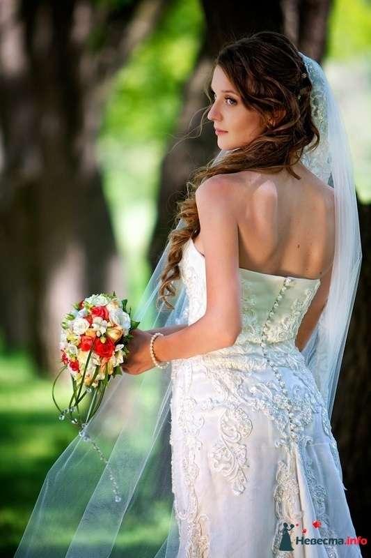 Фото 124887 в коллекции EdelWeissDress - EdelWeiss - wedding planning