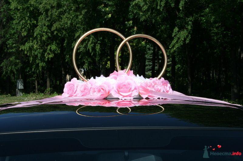 """Фото 116336 в коллекции Украшения на автомобили. - Свадебное агентство """"Мечта"""""""