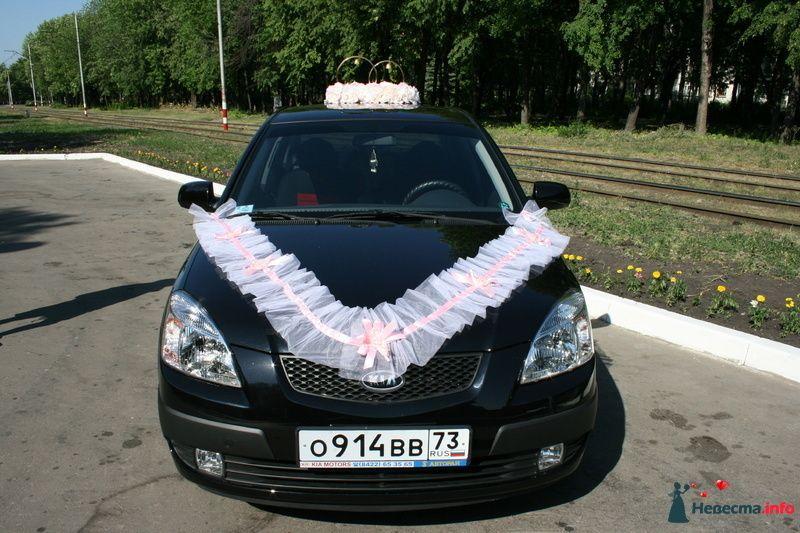 """Фото 116347 в коллекции Украшения на автомобили. - Свадебное агентство """"Мечта"""""""