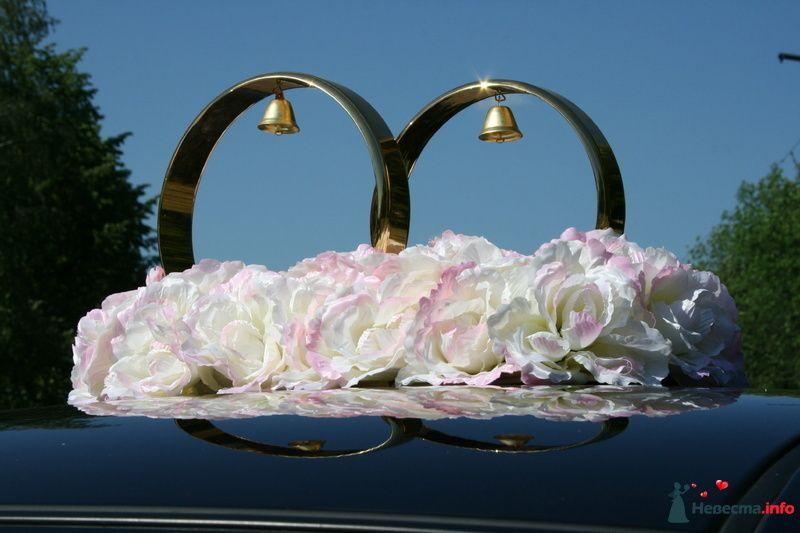 """Фото 116350 в коллекции Украшения на автомобили. - Свадебное агентство """"Мечта"""""""