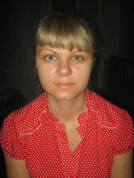 Фото 1226413 в коллекции Визаж до и после - Визажист-стилист Катерина Масликова