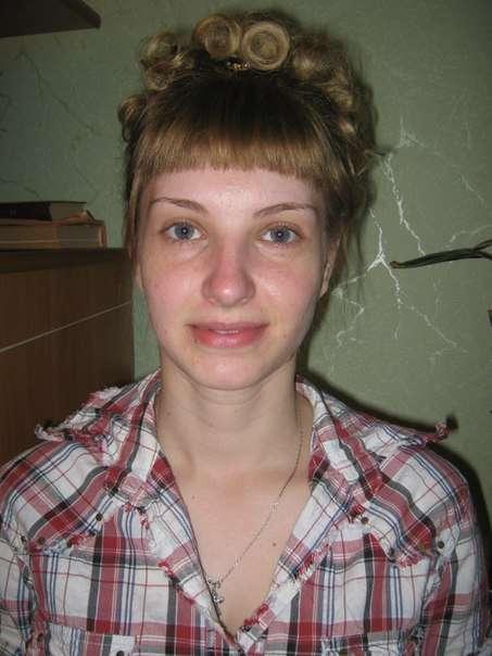 Фото 1226419 в коллекции Визаж до и после - Визажист-стилист Катерина Масликова