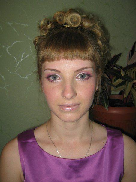 Фото 1226421 в коллекции Визаж до и после - Визажист-стилист Катерина Масликова