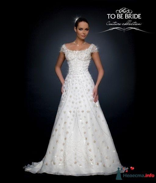 """Фото 114630 в коллекции Коллекция To Be Bride Couture - Свадебные платья """"To be Bride"""""""