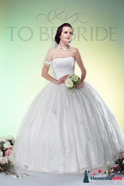 Фото 114635 в коллекции Свадебные платья (коллекция 2010)