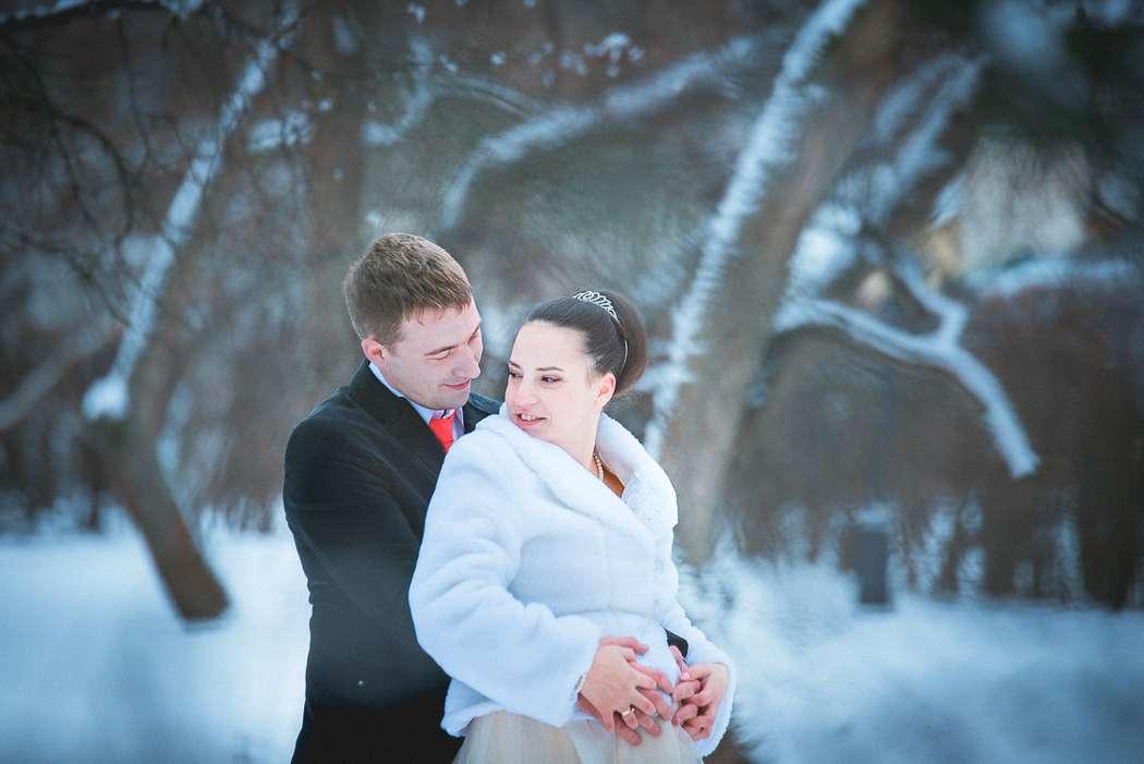 Идеи для свадебной фотосессии зимой в москве