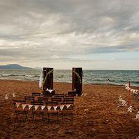 винтаж на пляже