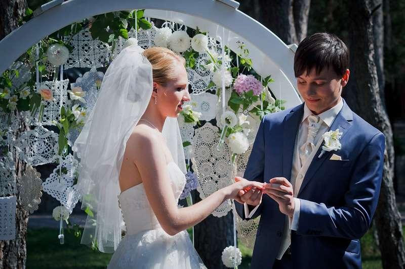 Фото 1496643 в коллекции Кружевная свадьба Владимира и Анны - Фотограф Ведута Валерий