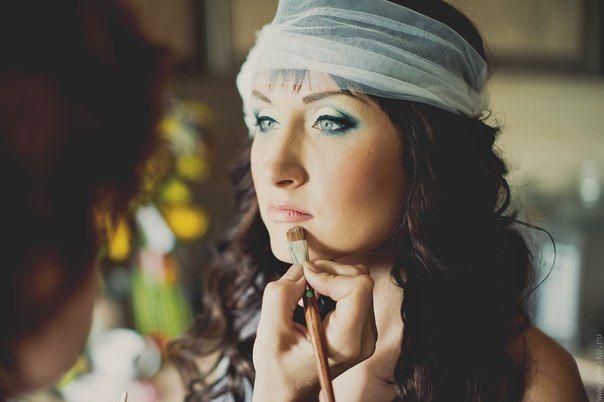 """Фото 3035173 в коллекции мои невесты(студия Инны Бабенко) - Школа-студия """"Бабенко make up"""""""