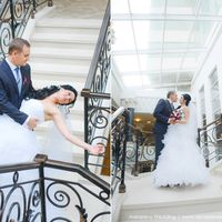 Свадьба Олеси и  Димы, 15 мая 2014 года. Организатор свадьбы - Анастасия Кикина Ведущая - Татьяна Шелест