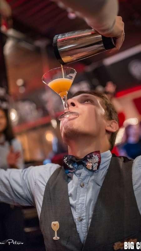 Фото 12274624 в коллекции Портфолио - MegaBarShow - бармен шоу