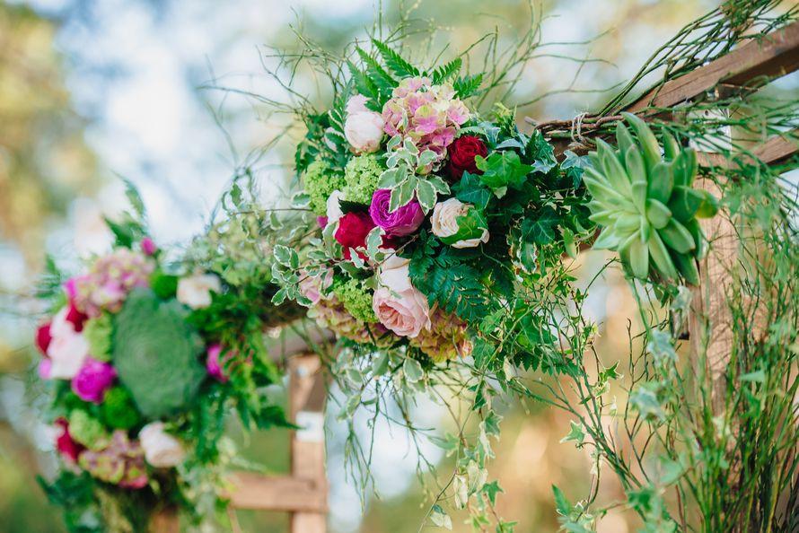 Фото 2297624 в коллекции свадьба в стиле рустик - Фотограф Натали Малова