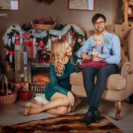 Семейная фотосессия под ключ