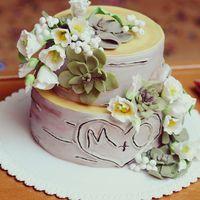 Рустикальная свадьба  Фото: студия Гранат